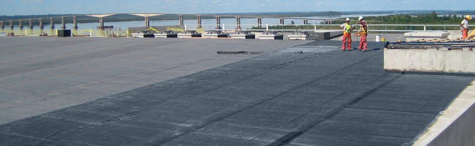 Impermeabilizacion con membrana asfaltica Monterrey
