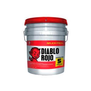 impermeabilizante diablo rojo Monterrey