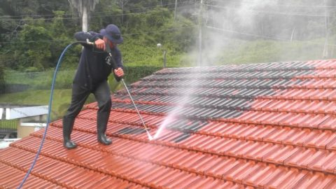 limpieza de techos en Monterrey