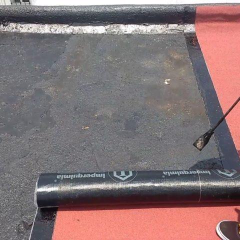 membrana asfaltica para techo monterrey