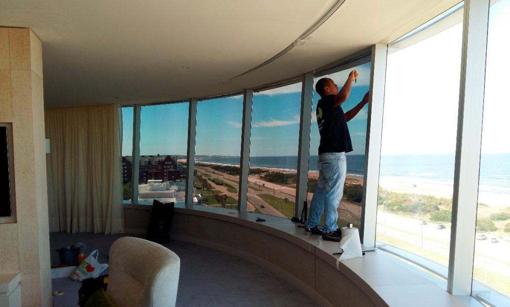 polarizado de ventanas en Monterrey