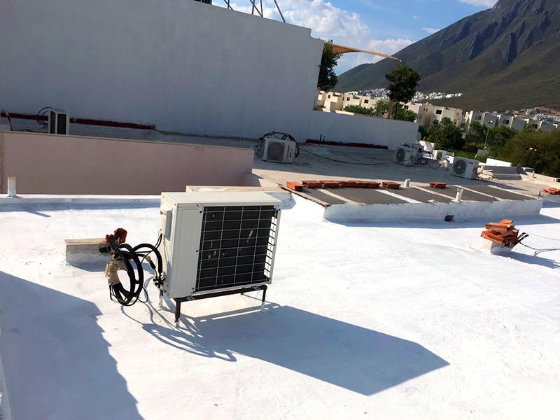 Impermeabilizacion acrilica Monterrey