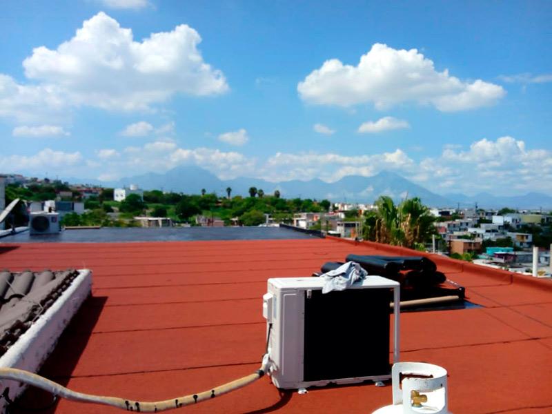 Impermeabilizacion con garantia en Monterrey