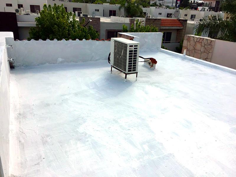 Impermeabilizacion thermotek 5 anos Monterrey