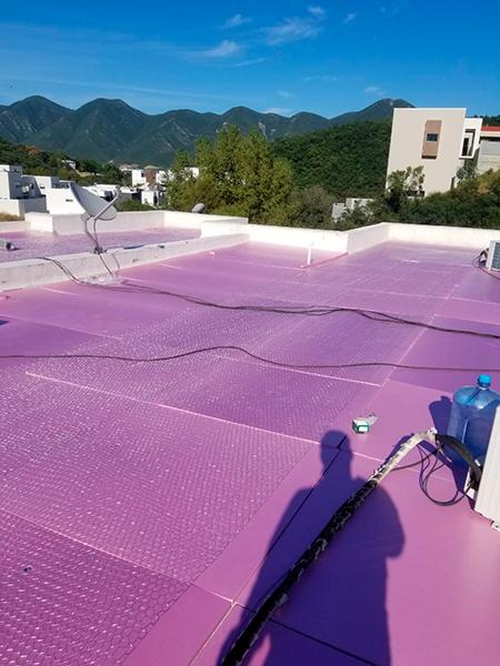 Aislante termico foamular Monterrey