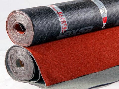 membrana fibra de vidrio y fibra de poliéster