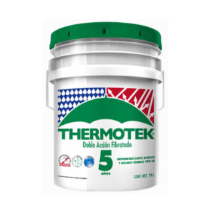 THERMOTEK DOBLE ACCIÓN FIBRATADO