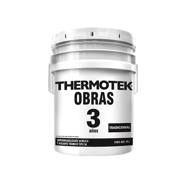 Thermoteck obras 3 años