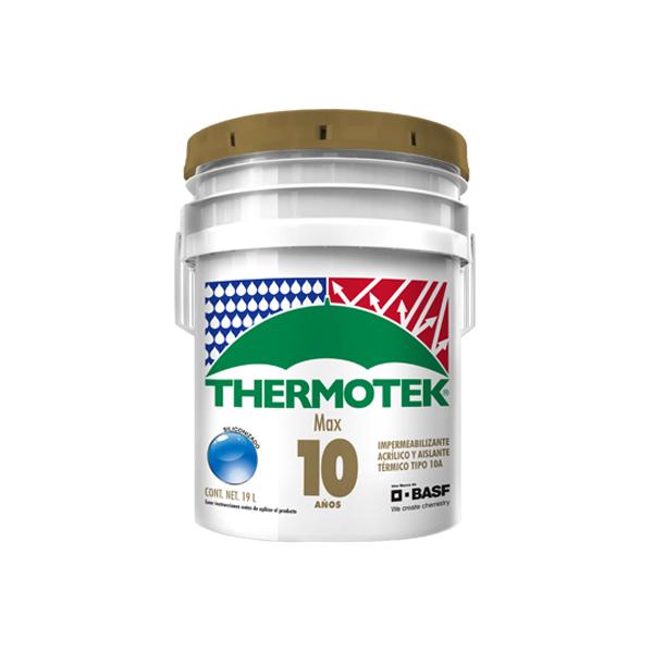 Thermotek Max 10 años
