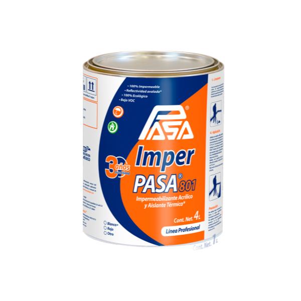 IMPER PASA 801 3 AÑOS DE PROTECCIÓN MONTERREY