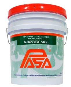Impermeabilizante asfaltico emulsionado