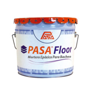 Floor Mortero Epóxico para Bacheo